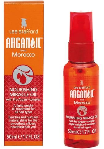 Lee Stafford Haaröl »Nourishing Miracle Oil« kaufen