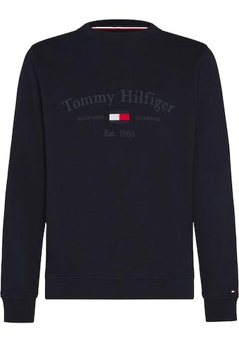 TOMMY HILFIGER Sweatshirt »ARCH ARTWORK SWEATSHIRT« kaufen