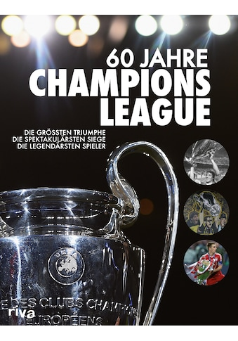 Buch »60 Jahre Champions League / Ulrich Kühne-Hellmessen« kaufen
