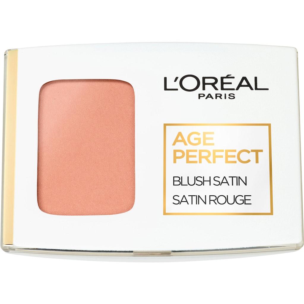 L'ORÉAL PARIS Rouge »Age Perfect Blush Satin«