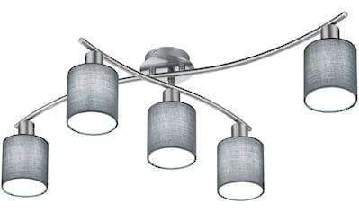 TRIO Leuchten Deckenleuchte »Garda«, schwenkbar, Leuchtmittel tauschbar kaufen