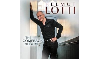 Musik-CD »The Comeback Album / Lotti,Helmut« kaufen