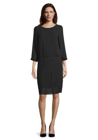 Betty Barclay Plisseekleid »mit Rundhalsausschnitt« kaufen