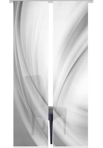 Vision S Schiebegardine »2ER SET UNO«, HxB: 260x60, Schiebevorhang 2er Set Digitaldruck kaufen