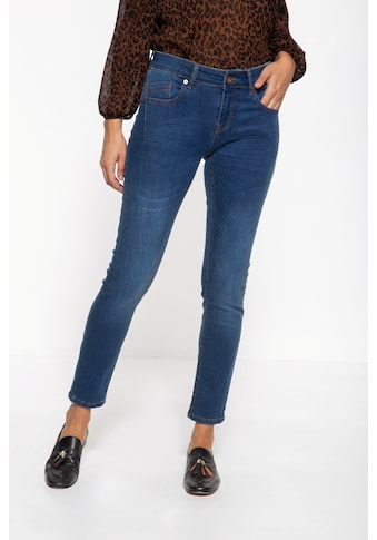 ATT Jeans 5-Pocket-Jeans »Leoni«, mit legeren Waschungen kaufen