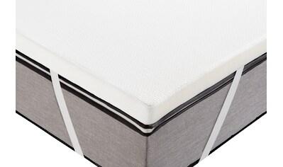 Traumecht Topper »Paddy«, (1 St.), 3D-Klimaband für ideale Luftzirkulation kaufen