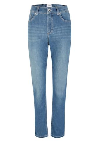 ANGELS Jeans 'Tama' mit unifarbenem Stoff aus weichem Denim kaufen