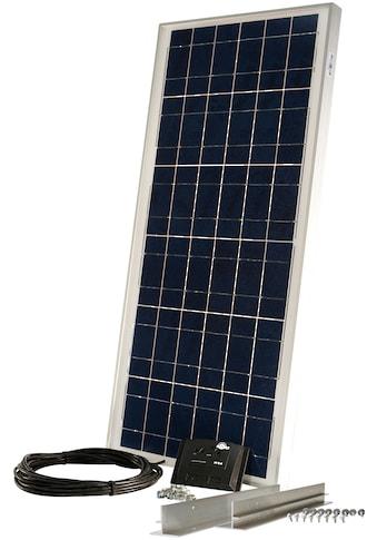 Sunset Solarmodul, für Freizeit, Camping und Boot, 60 Watt kaufen