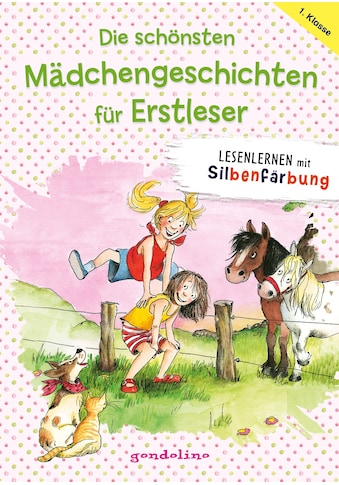 Buch »Die schönsten Mädchengeschichten für Erstleser / gondolino Erstleser« kaufen