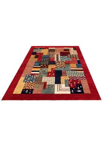 DELAVITA Wollteppich »Naina«, rechteckig, 16 mm Höhe, reine Wolle, handgeknüpft, mit... kaufen