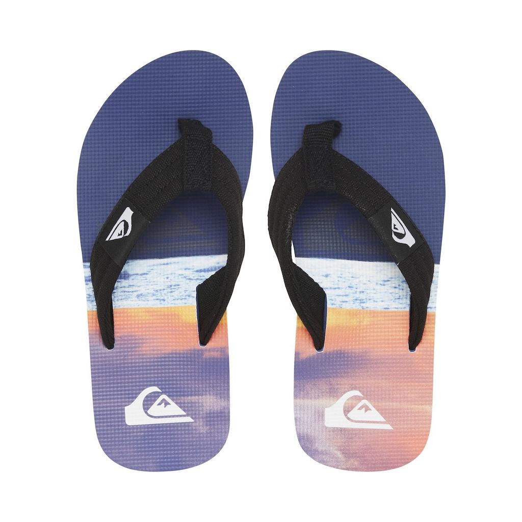 Quiksilver Sandale »Molokai Layback«