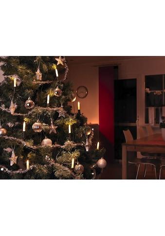 KONSTSMIDE Baumkette, Schaftkerzen kaufen