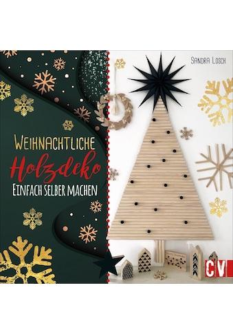 Buch »Weihnachtliche Holzdeko / Sandra Losch« kaufen