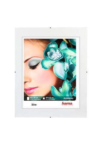"Hama Rahmenloser Bildhalter ""Clip-Fix"", Polystyrol, 40 x 50 kaufen"
