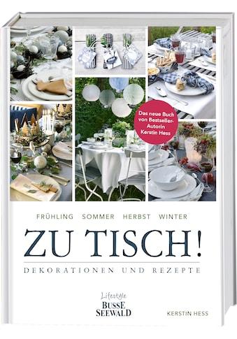 Buch »Zu Tisch! / Kerstin Heß« kaufen