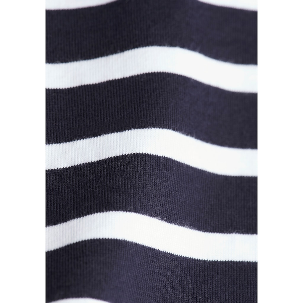Esprit Langarmshirt, gestreift