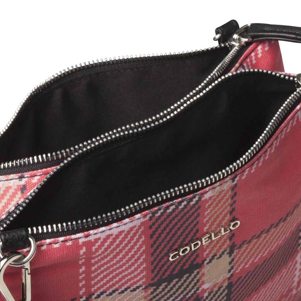 "Codello Canvas-Mini-Bag ""Playful Classics"""