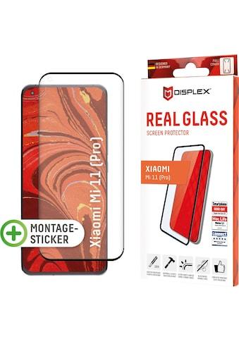 Displex Displayschutzglas »DISPLEX Real Glass Panzerglas für Xiaomi Mi 11/11 Pro/11... kaufen