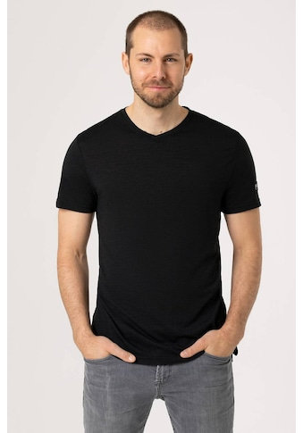 SUPER.NATURAL T-Shirt »M ASHER TEE«, angenehmer Merino-Materialmix kaufen