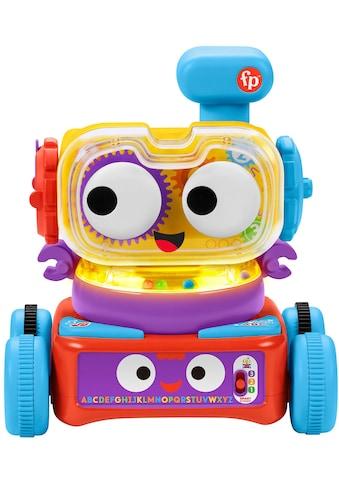 Fisher-Price® Lernspielzeug »4in1 Lernroboter Linus« kaufen