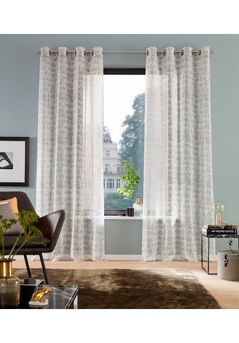 Guido Maria Kretschmer Home&Living Gardine »Guido-Love«, transparent, echter Voile,... kaufen