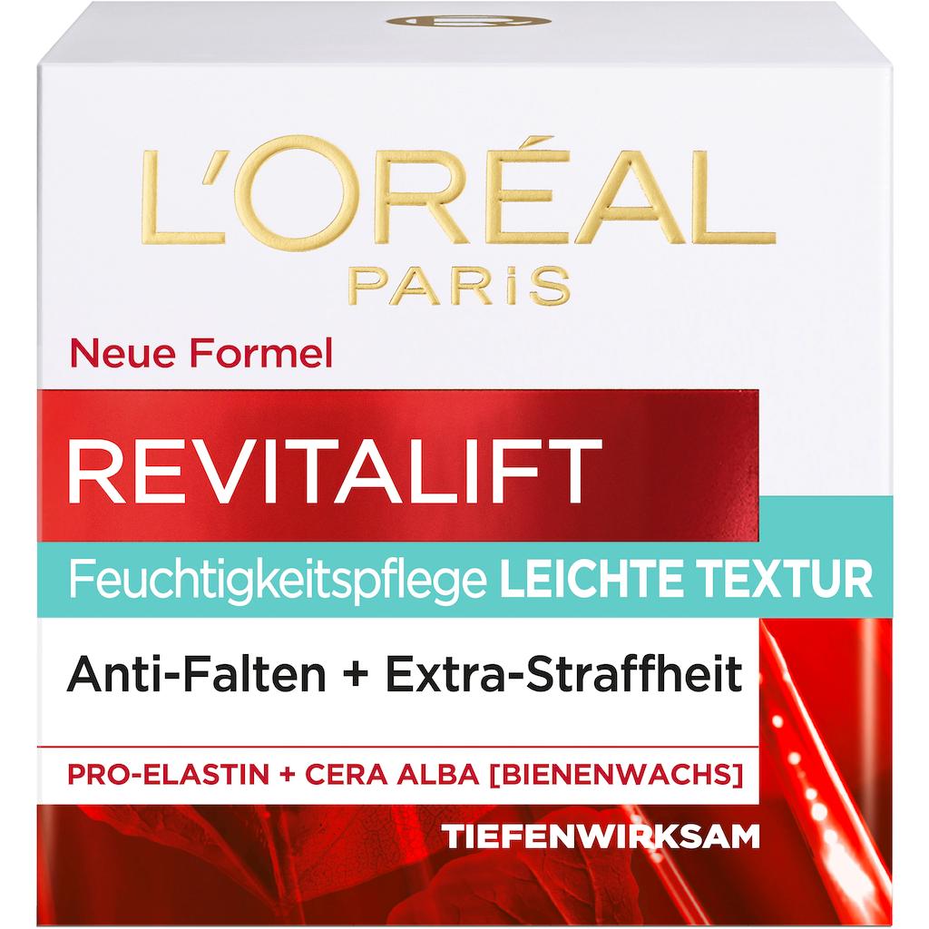 L'ORÉAL PARIS Gesichtspflege »Revitalift Klassik Tagespflege«