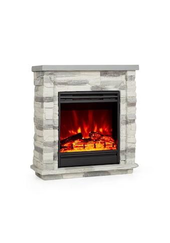 Klarstein Elektrischer Kamin 1800W Steindekor »Lienz« kaufen