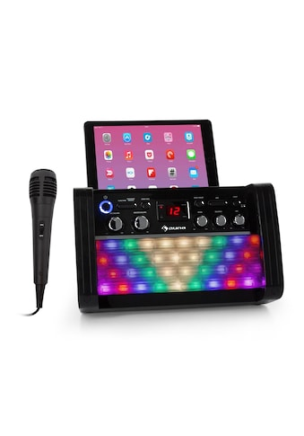 Auna DiscoFever 2.0 Karaokeanlage, BT, Disco - LED, CD - /CD+G - Player »DiscoFever« kaufen