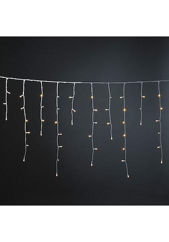 KONSTSMIDE LED Eisregenvorhang, mit Glimmereffekt kaufen