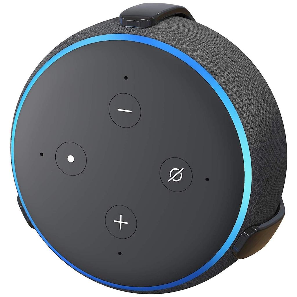 Innovelis Kunststoffhalterung »TotalMount für Amazon Echo Dot (3rd Gen)«