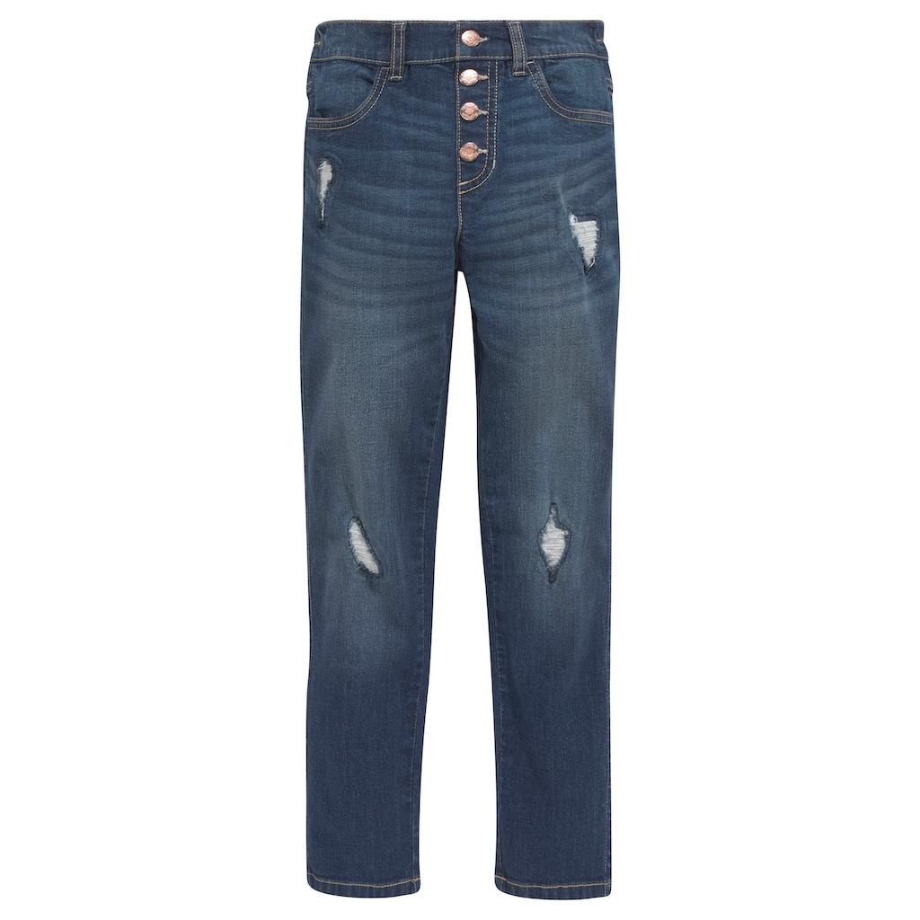 Arizona Mom-Jeans, in Schlupfform