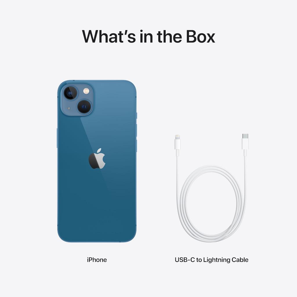 "Apple Smartphone »iPhone 13, 5G«, (15,4 cm/6,1 "", 512 GB Speicherplatz, 12 MP Kamera)"