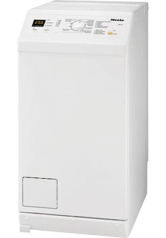 Waschmaschine Toplader, Miele, »WW650 WCS  Lotosweiß« kaufen