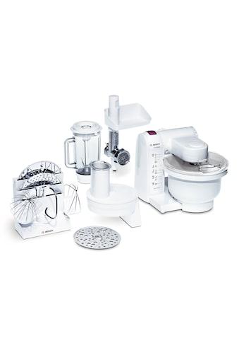 BOSCH Küchenmaschine »MUM4657 The One« kaufen