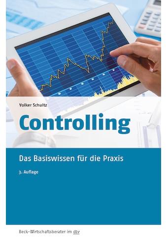 Buch »Controlling / Volker Schultz« kaufen