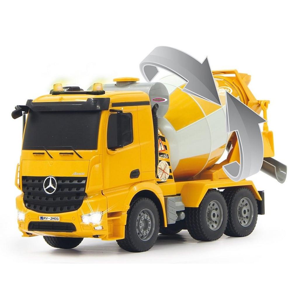 Jamara RC-Truck »Betonmischer Mercedes Arocs«, mit Signallichtern