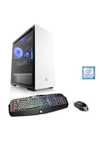 CSL Gaming PC | Core i7 - 9700KF | GeForce RTX 2080S | 32GB DDR4 | SSD »HydroX T9005 Wasserkühlung« kaufen