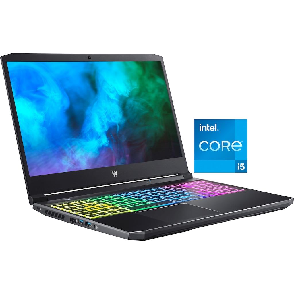 "Acer Notebook »Predator Helios 300 PH315-54-52QD«, (39,62 cm/15,6 "" Intel Core i5 GeForce RTX 3050 Ti\r\n 512 GB SSD), Kostenloses Upgrade auf Windows 11, sobald verfügbar"