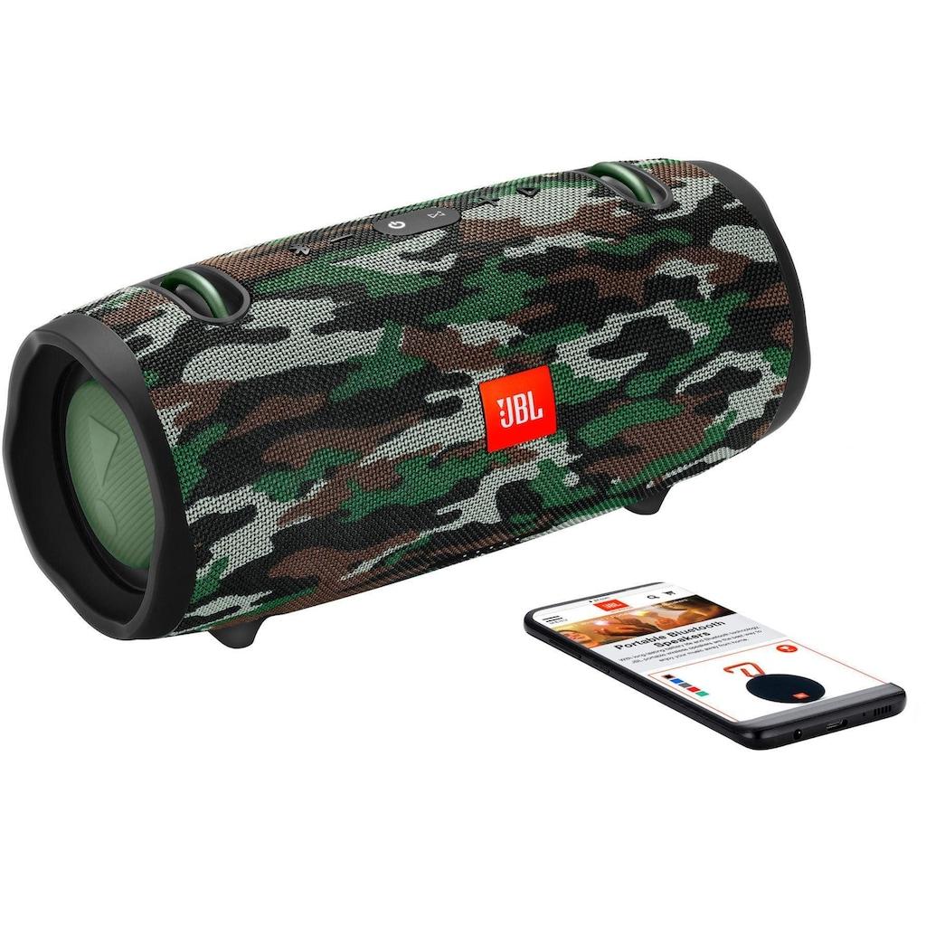 JBL »Xtreme 2 ein« Portable-Lautsprecher (Bluetooth, 40 Watt)
