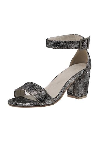 Sandalette mit Glanz - Effekt kaufen