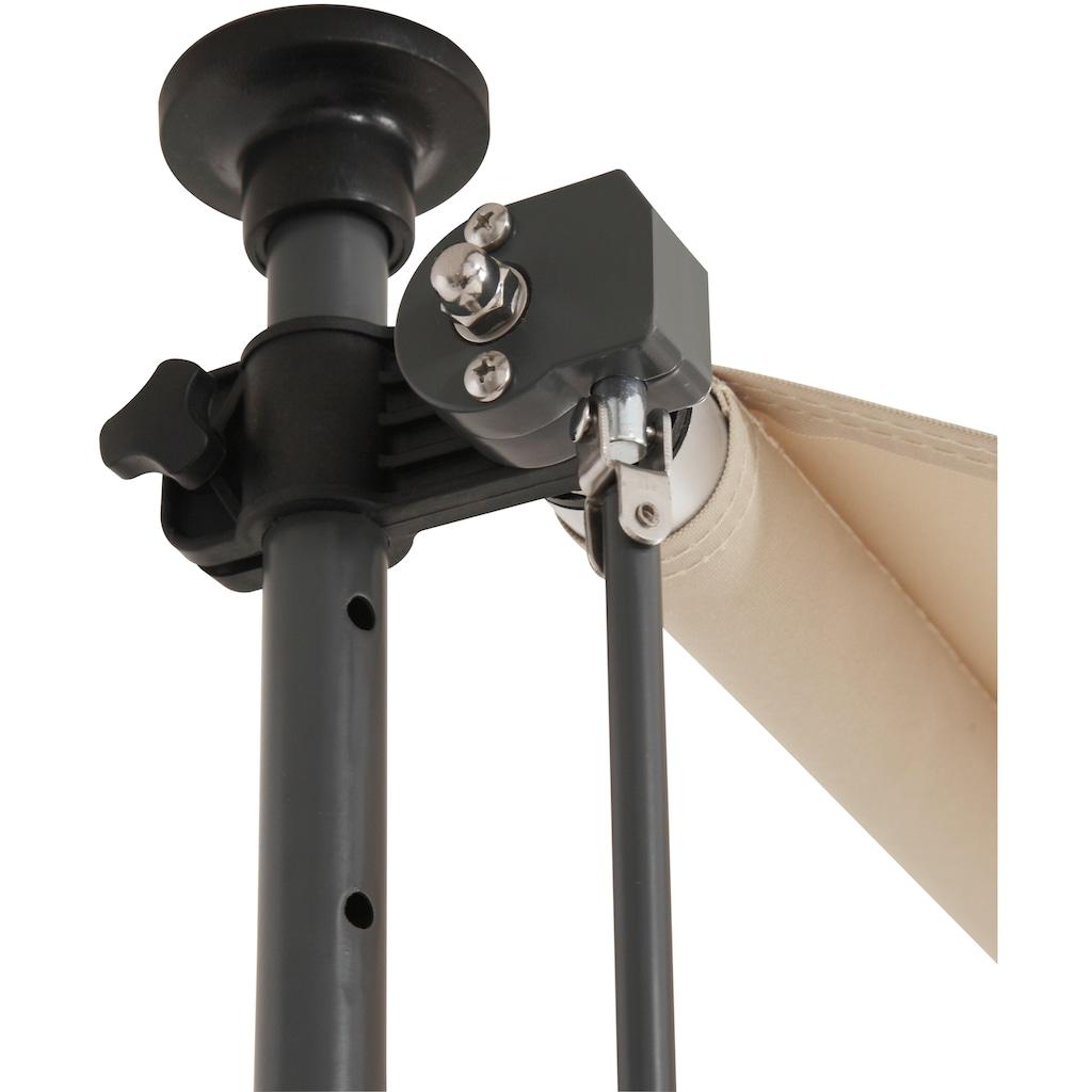 KONIFERA Klemmmarkise, Breite/Ausfall: 250/150 cm