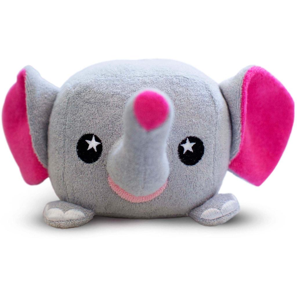 Knorrtoys® Badeplüschtier »SoapPals® sea family Elephant«, (1 tlg.)