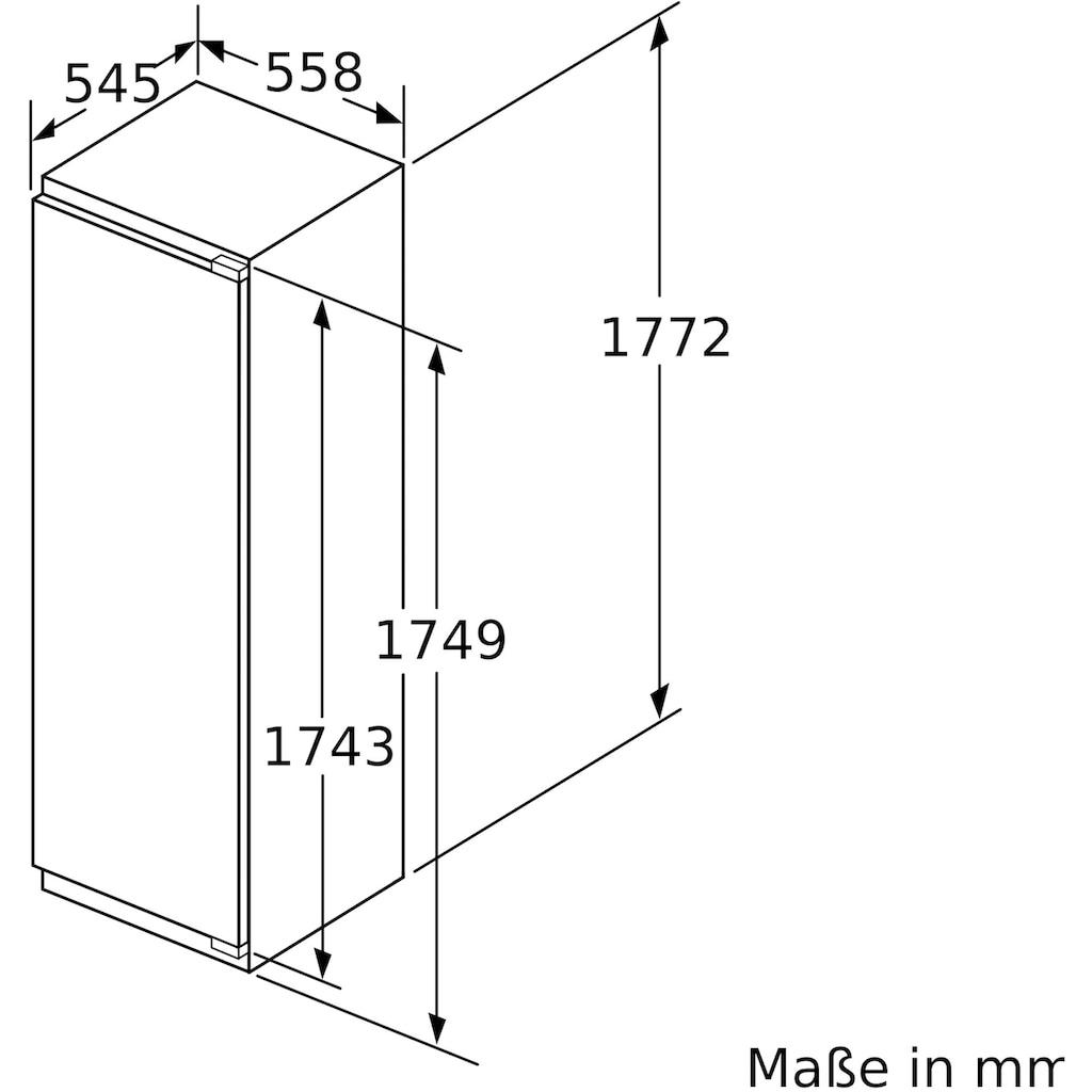 SIEMENS Einbaukühlschrank »KI81RADE0«, iQ500