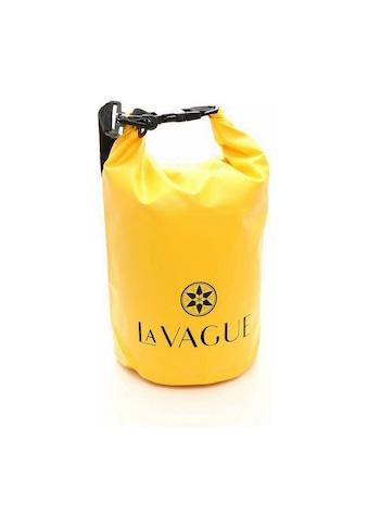 LA VAGUE Drybag »ISAR«, 10 Liter Wasserresistente Tasche in verschiedenen Farben kaufen