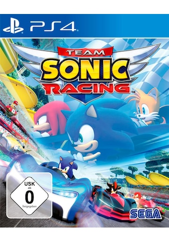 Sega Spiel »Team Sonic Racing«, PlayStation 4 kaufen