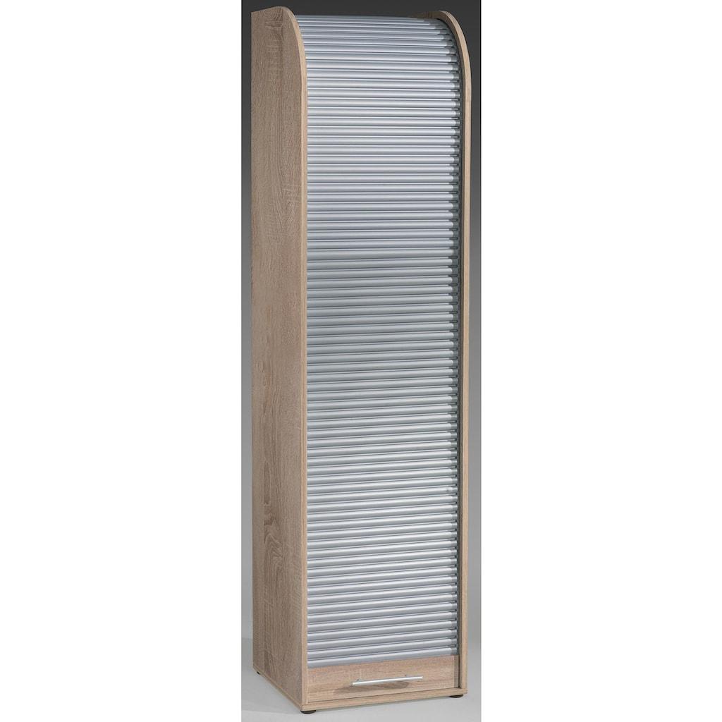Jalousieschrank, Höhe 164 cm, mit viel Stauraum
