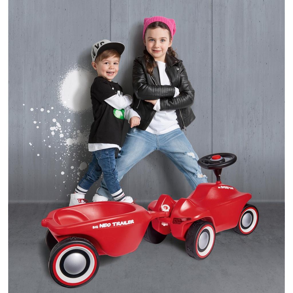 BIG Kinderfahrzeug-Anhänger »BIG-Bobby-Car Neo Trailer«, Made in Germany