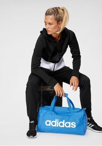 adidas Performance Trainingsanzug »WOMEN TRACKSUIT LINEAR FRENCH TERRY« (Set, 2 tlg.) kaufen