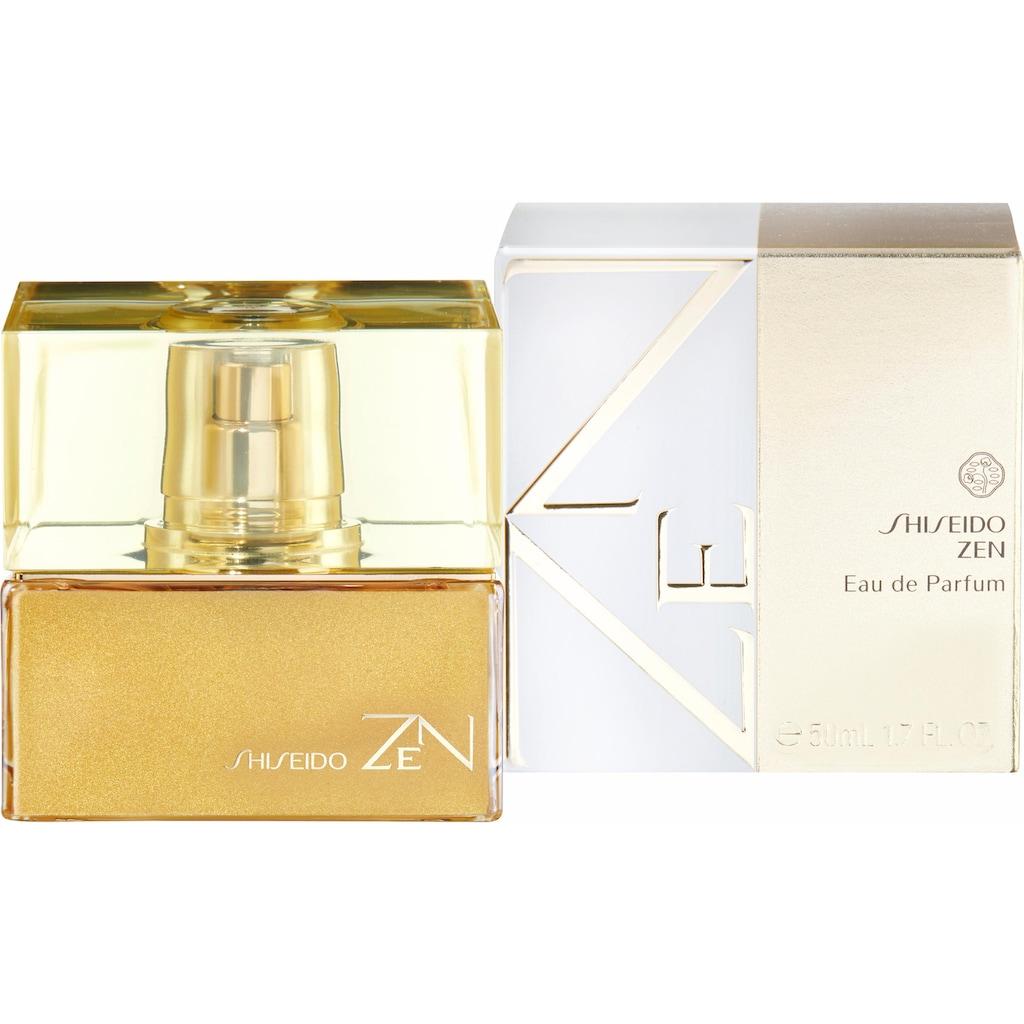 SHISEIDO Eau de Parfum »Zen«