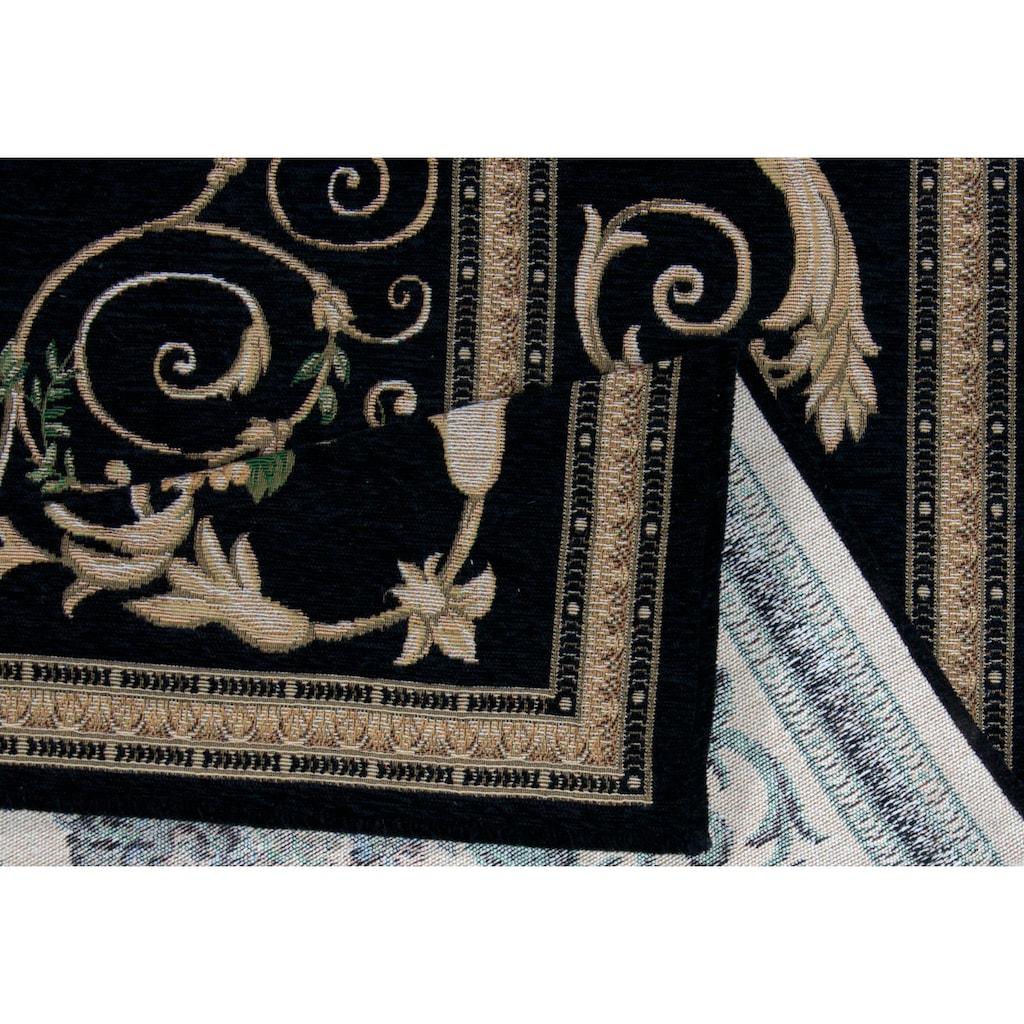 THEKO Bettumrandung »Flomi Florentina«, Bettvorleger, Läufer-Set für das Schlafzimmer, gewebt